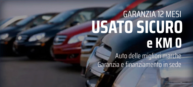 Auto usate Modena
